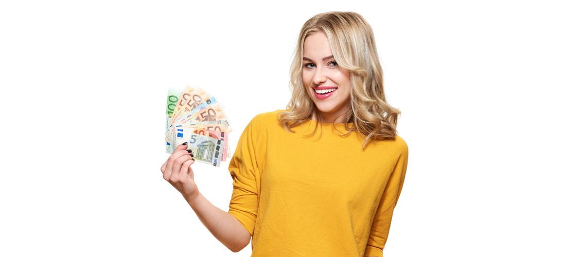 laina rahaa heti tilille